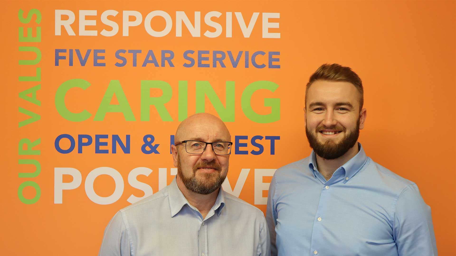 Two generations at Manchestermoneyman