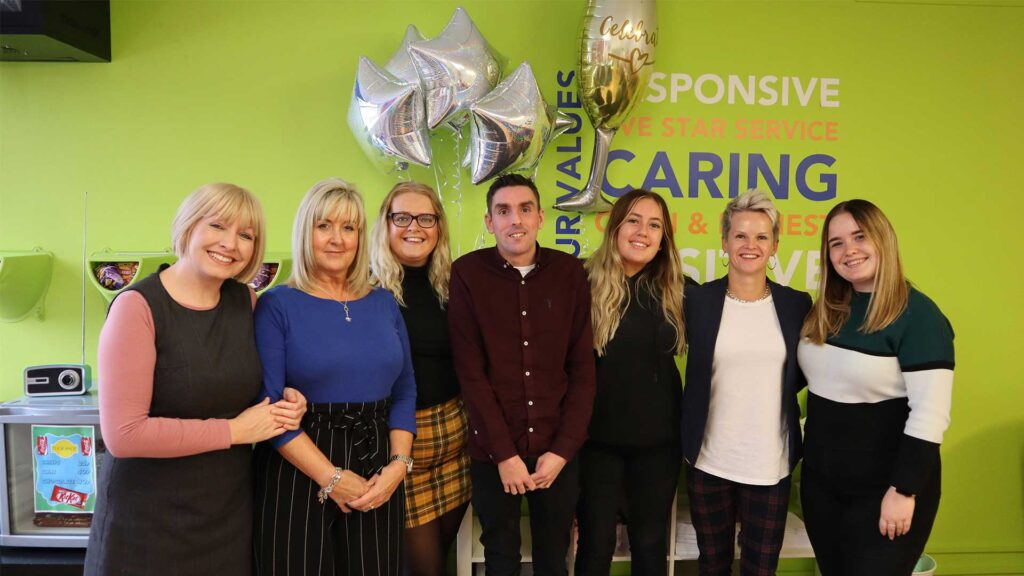 Company Recognition Awards at Manchestermoneyman