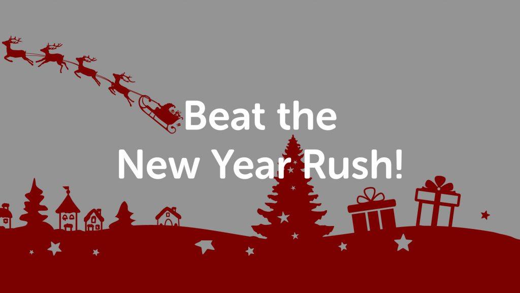 Christmas New Year Rush | Manchestermoneyman
